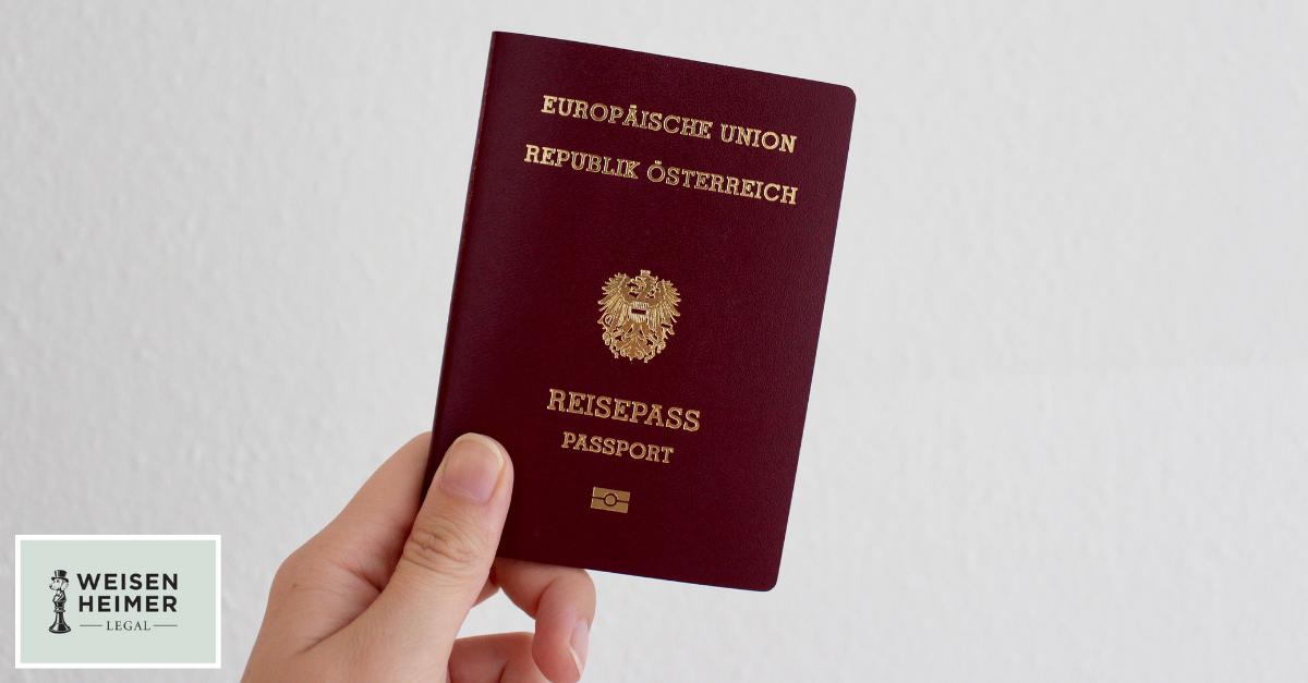 Migration, Reisepass, rot-weiß-rot-Karte, Österreich, AMS
